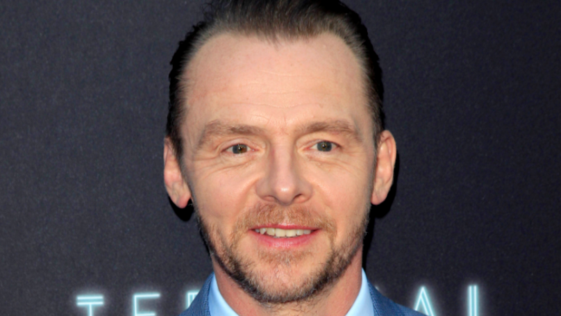 ​Simon Pegg Shares Plot Details Of New Movie 'Slaughterhouse Rulez'