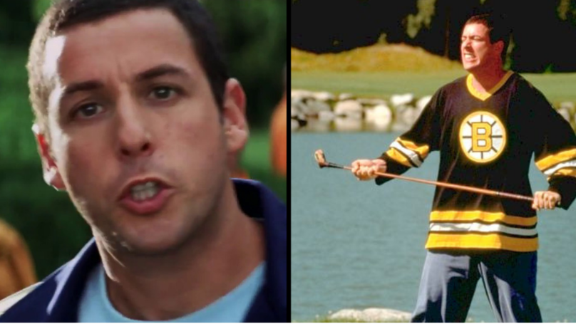 People Are Re-Watching Adam Sandler Movies And Finding Him Too