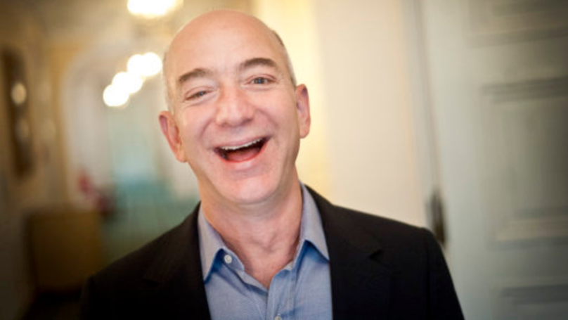 Jeff Bezos Could Reportedly Be The World's First Trillionaire By 2042