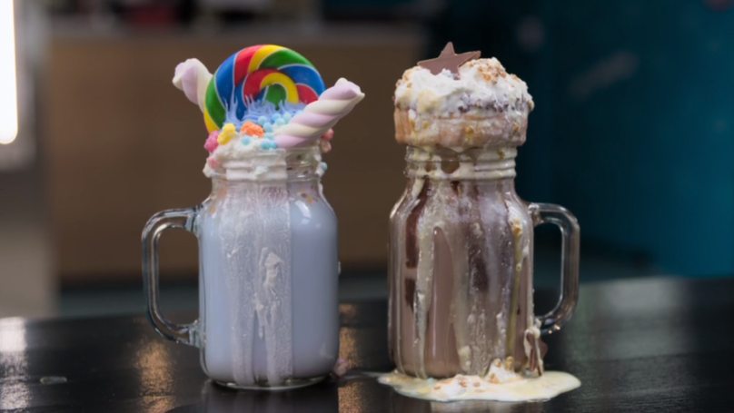 ​Restaurant Chains Remove Freakshakes From Menu Due To Sugar Content