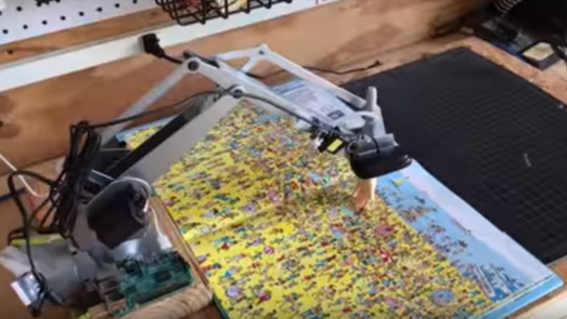 'Where's Wally' Ruined By Robot That Can Instantly Point Wally Out Using AI