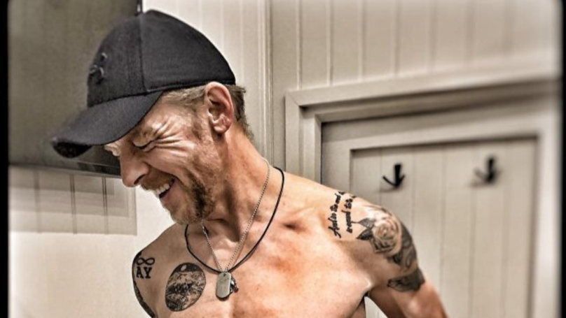 Simon Pegg Addresses 'Weird' Reaction From Fans After His Body Transformation