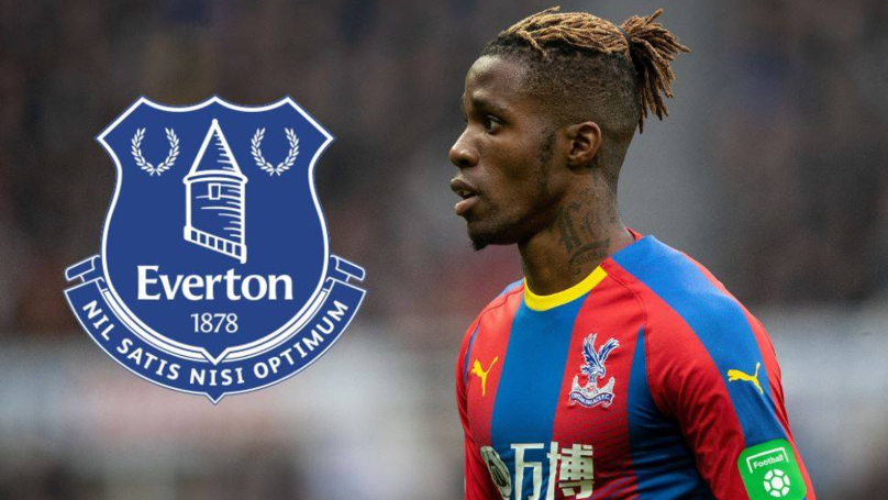 Everton's Latest Wilfried Zaha Bid Rejected After Offering £70m Plus Two Players