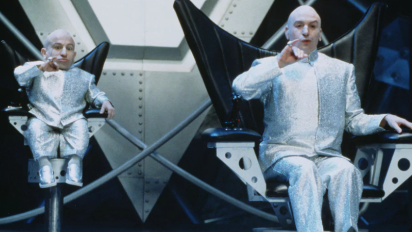 Verne Troyer's 'Mini-Me' Was So Liked Mike Myers Had To Change The End Of Austin Powers