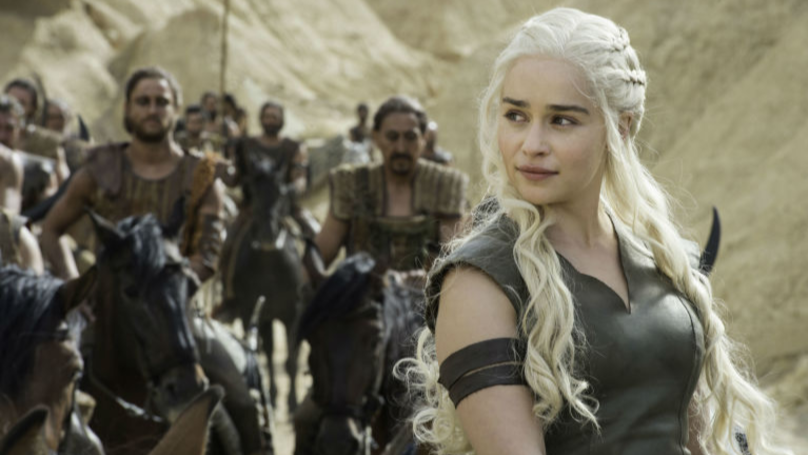 Survey Reveals Game Of Thrones As Most 'Binge-Watched' Programme Ever
