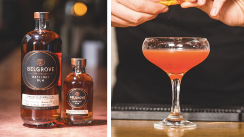 Hazelnut Rum Is The New G&T And It's Delicious