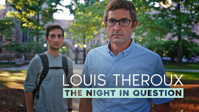 Louis Theroux's Sexual Assault Doc 'The Night In Question' Airs Tonight