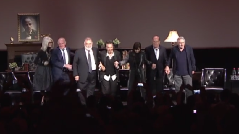 Cast Of The Godfather Reveal How Hard It Was To Make The Movie