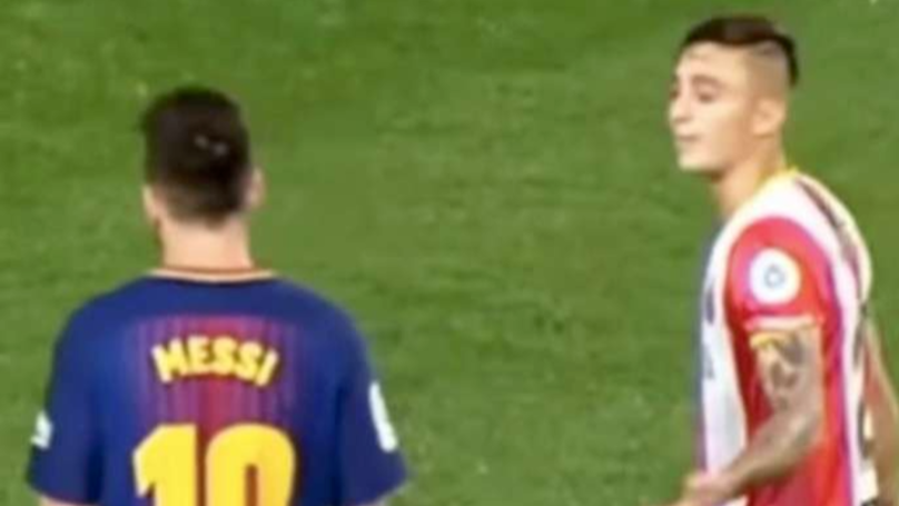 Pablo Maffeo Revealed Why He Turned Down Lionel Messi's Shirt