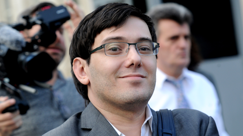 ​​'Pharma Bro' Martin Shkreli To Be Held Responsible For $10.4m In Financial Losses