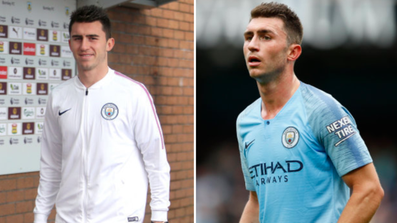 Manchester City's Aymeric Laporte Names The Best Defender In The World