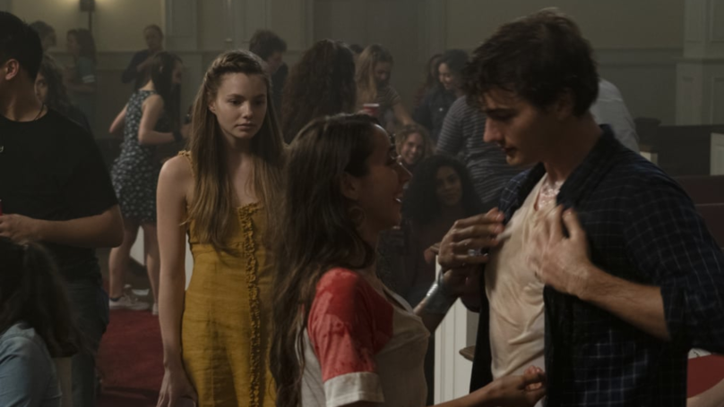 Netflix New Teen Drama The Society Imagines A World Without Adults