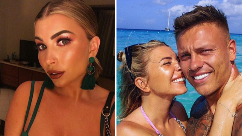 Olivia Buckland Thinks Male Reality Stars Should 'Leave Their Faces Alone'