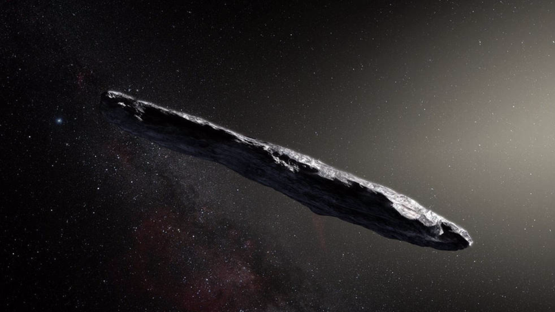The First Known Interstellar Asteroid Has Been Spotted In Our Solar System