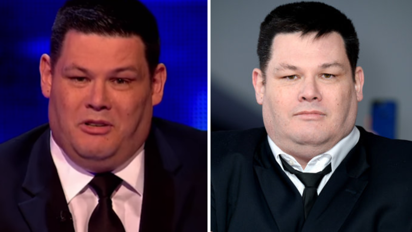 The Chase's Mark Labbett Reveals He Needs A New Suit Following Impressive Weight Loss