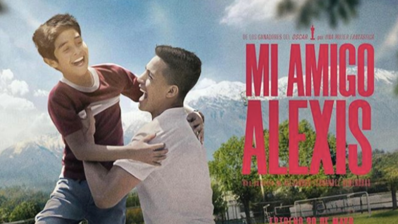 Alexis Sanchez Will Play Leading Role In A Movie Called: 'Mi Amigo Alexis'