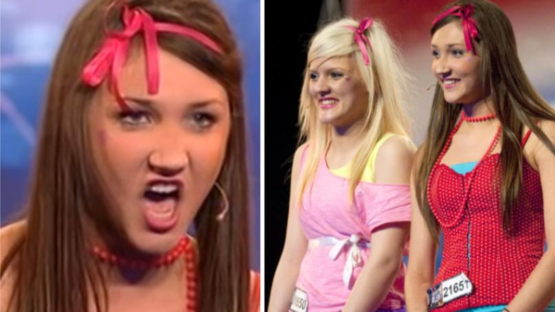 WATCH: Throwback To Megan McKenna's Britain's Got Talent Audition