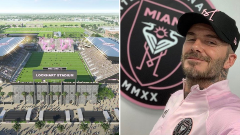 David Beckham's Inter Miami Given Permission To Build New Stadium