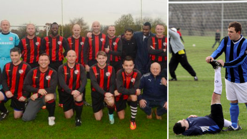 There's A Sunday League Team With Four Ex Premier League Players