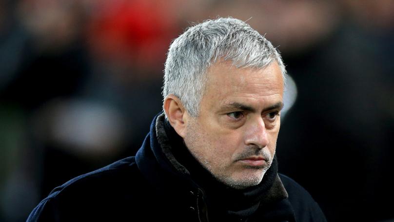 Manchester United Have Sacked Jose Mourinho