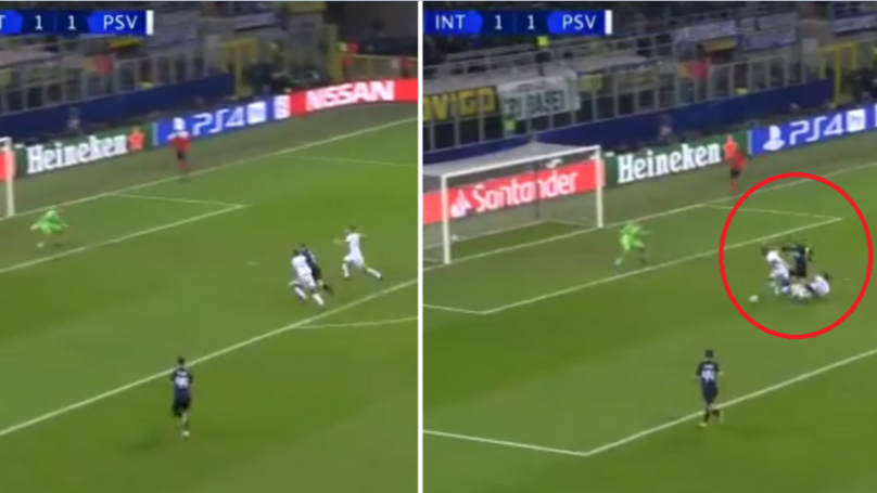 Watch: The Crucial Last-Ditch Tackle That Helped Spurs Reach Champions League Last 16