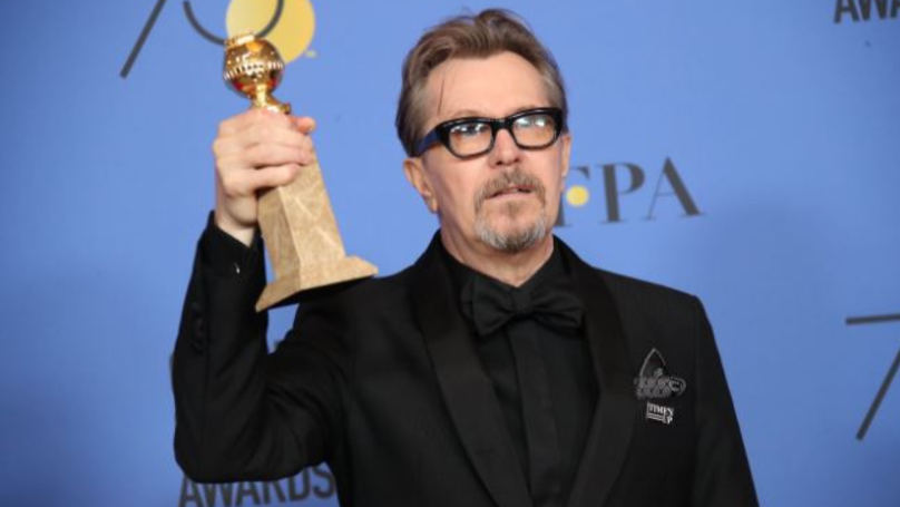 ​Gary Oldman Wins Best Actor Award At The Golden Globes