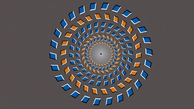 This Optical Illusion 'Breaks Your Brain' For A Few Milliseconds