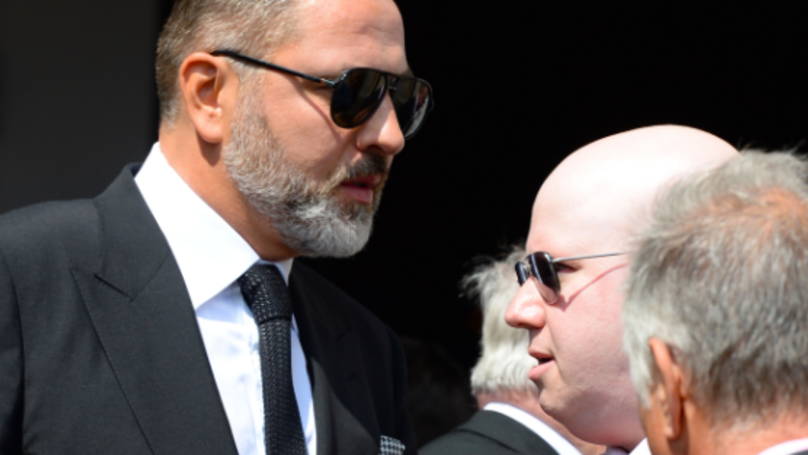 ​David Walliams And Matt Lucas Spotted Together For 'First Time In Seven Years'