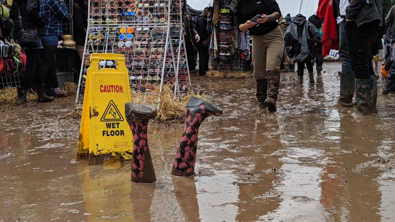 Fans Leaving Download Festival Early Because Of 'Biblical' Rain And Mud