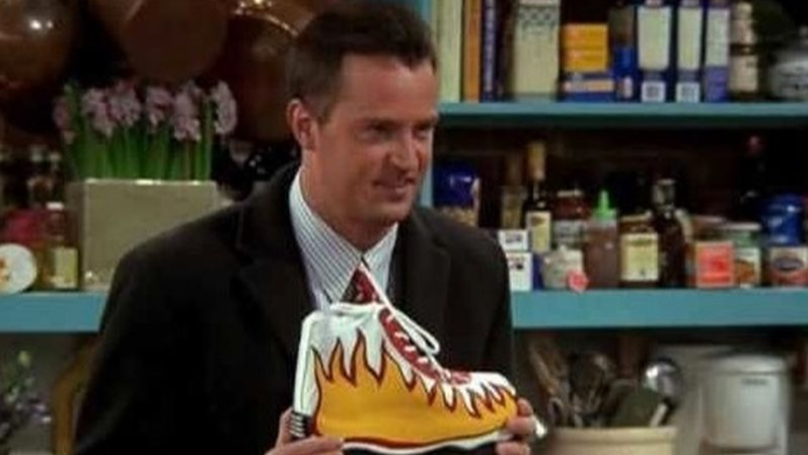 Shoppers Reckon ASOS Trainers Could Be Marketed By Friends' Chandler Bing
