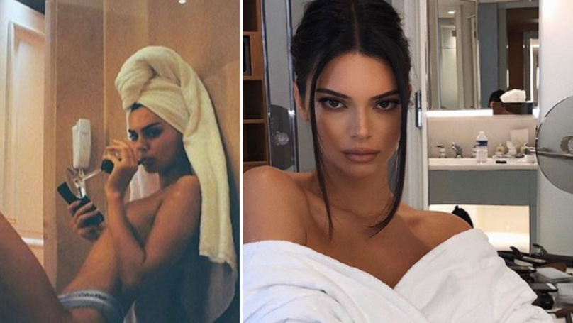 Kendall Jenner Accused Of Making A Huge 'Photoshop Fail' On Instagram
