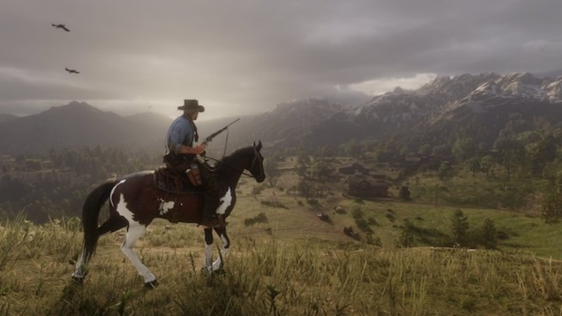 ​Scrap Red Dead Redemption 2's HUD With The Official Companion App