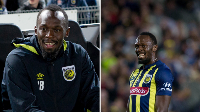 Usain Bolt Shuts Down Critics Questioning His Football Career And Ability