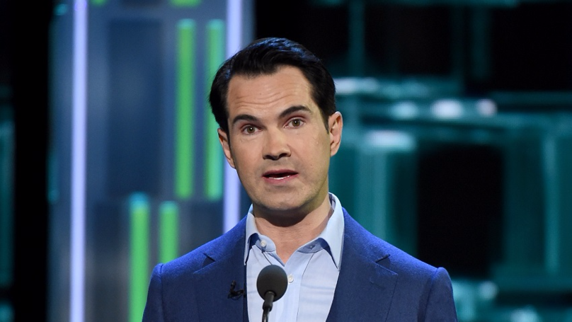Remember When Jimmy Carr Got Slaughtered For His Comments About Uber?