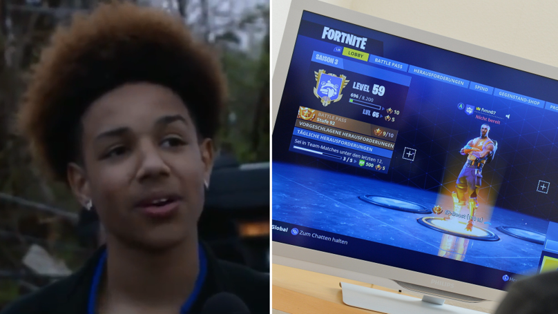 Teen Kept Playing 'Fortnite' As Tornado Ripped Through North Carolina