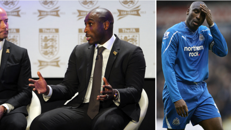 Sol Campbell Seriously Calls Himself 'One Of The Greatest Minds In Football'