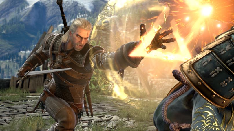Out Today, SoulCalibur VI Lets You Batter Anime Boys As The Witcher, Geralt Of Rivia