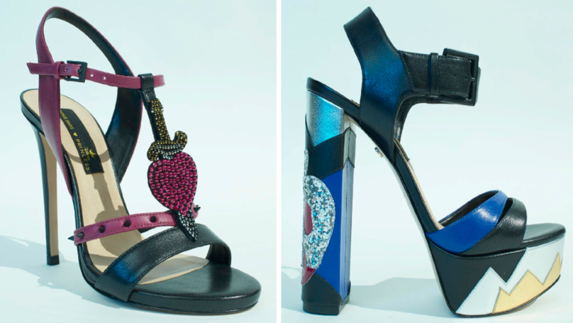 Designer Ruthie Davis Teams Up With Disney To Create 'Power Princess' Shoes