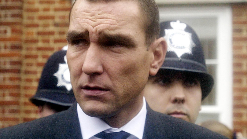 Vinnie Jones Once Got Booked Three Seconds Into A Game