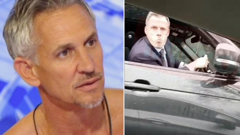 Gary Lineker Produces 'Savage' Tweet About Jamie Carragher's Absence On Monday Night Football