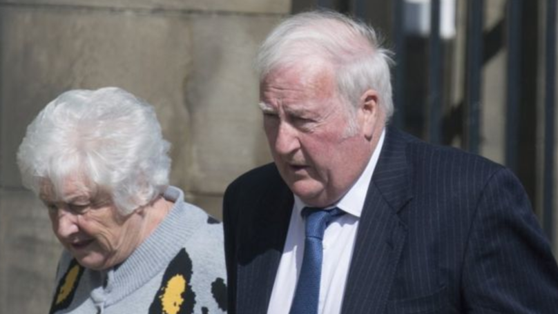 'Out Of Control' Pensioner Fined After Running Naked Through Hotel With Scissors