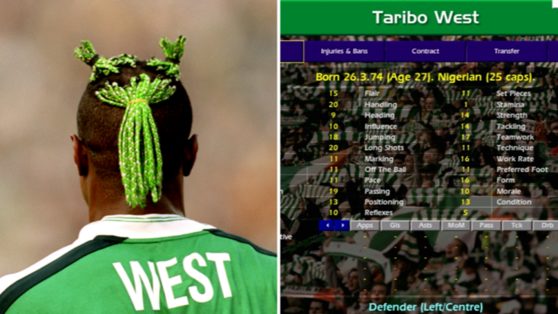 Taribo West: The Greatest Free Transfer In Championship Manager History