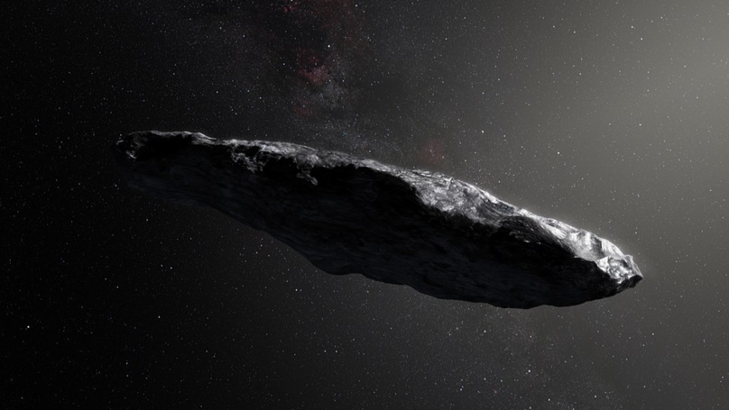 ​Scientists Reckon Huge Object Flying Past Earth May Be An Alien Spacecraft