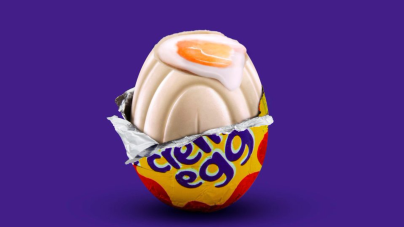 There Could Be A Way To Tell If You've Got A White Creme Egg Without Unwrapping It