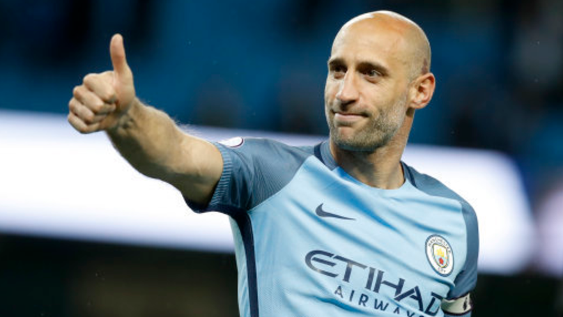 Pablo Zabaleta Close To Signing For West Ham | SPORTbible