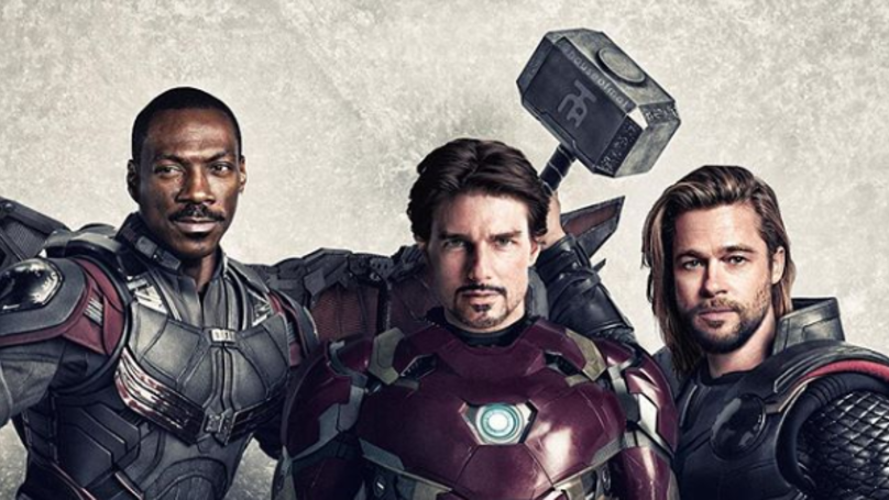 ​Artist Re-Imagines The Avengers Crew In The 90s – And It's Incredible