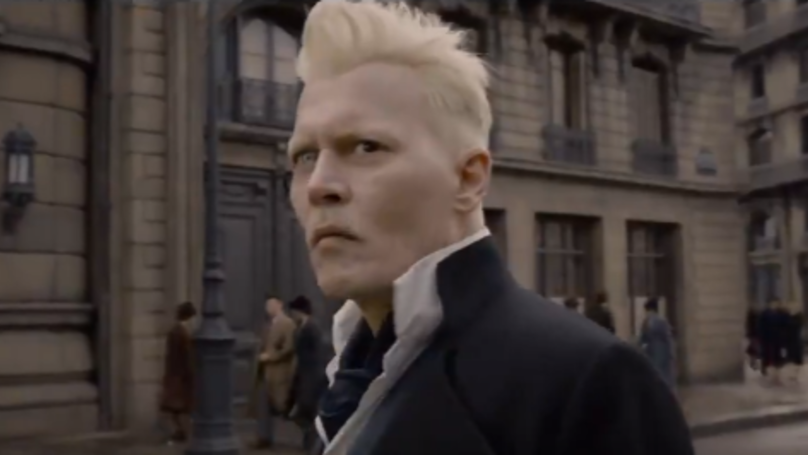The New Trailer For 'Fantastic Beasts: The Crimes of Grindelwald' Has Dropped