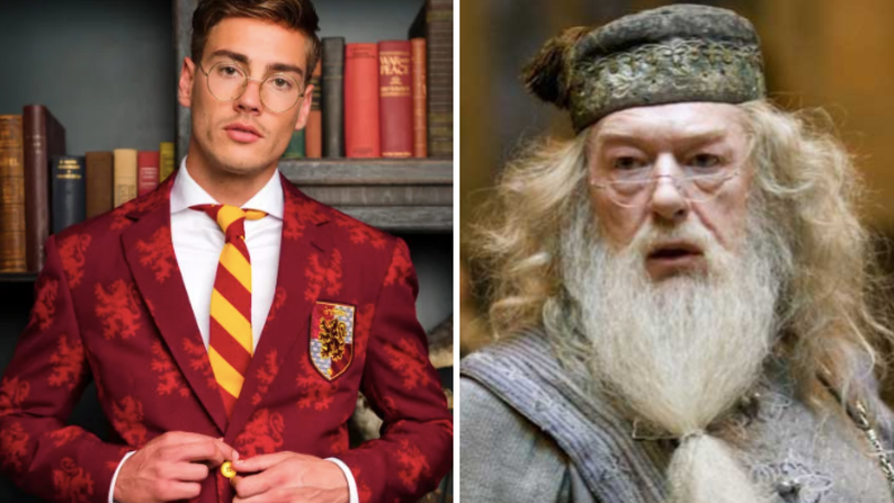 You Can Now Buy A Harry Potter Suit And It Looks Super Cool