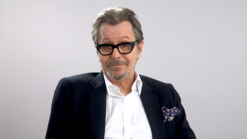 Gary Oldman Tells Hilarious Story About Harrison Ford Breaking Rules On Air Force One Set