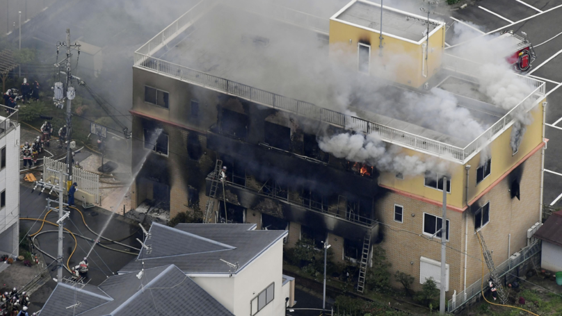 At Least 33 People Dead In Fire At Kyoto Animation Studio